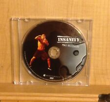 Insanity Workout Beachbody Replacement DVD- Max Recovery
