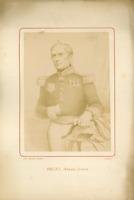 Ant. Meyer, Photog. Colmar, Armand Joseph Bruat (1796-1855), amiral Vintage albu