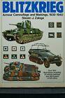 WW2 German French British Blitzkrieg 1939-40 Camouflage & Markings Book
