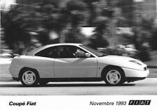 PHOTO PRESS ORIGINALE FIAT  COUPE (6)  - 1993