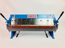 Roxxtek 610mm x 1mm Sheet Metal Box and Pan Folder
