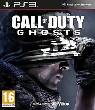 CALL OF DUTY GHOSTS PS3 ORIGINAL Game (BRAND NEW SEALED)