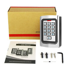 New RFID125Khz EM Card Standalone Access Controller Keypad for Door Entry System