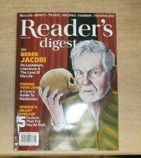Reader's Digest Magazine Feb 2021 Health Woes Shakin Stevens Nursing Homes