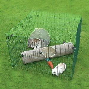 Rosewood Deluxe Animal Play Pen - 4 Panel & Cover - RTS