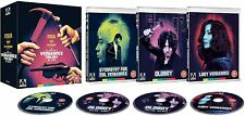 Oldboy Vengeance Trilogy Limited Edition Boxset Blu-ray 4-Disc Brand New &Sealed