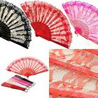 Chinese Foldable Wing Chun Style Hand Fan Ladies Dancing Party Ball Decoration
