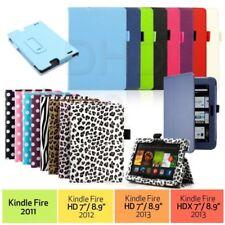 Unbranded Tablet & eReader Folding Folio Cases Folios for Kindle Fire
