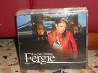 FERGIE - OH SHH - 4 tracks version - CD promozionale 2006