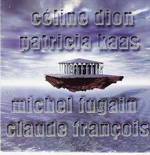 CD EP CELINE DION PATRICIA KASS MICHEL FUGAIN CLAUDE FRANCOIS (PROMO)