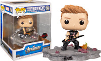 FUNKO POP! - THE AVENGERS - ASSEMBLE - HAWKEYE - 586 - DIORAMA DELUXE - NOWREADY