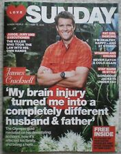 James Cracknell – Sunday magazine – 18 October 2015