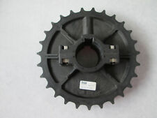 NNB Rexnord 614-57-40 Thermoplastic Split Sprocket W/ Keyway 27 Teeth 40mm Round