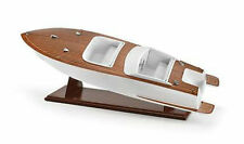 "Amati Bellezza Runabout 34"" Ship Model Kit Fiberglass Hull RC Capable"