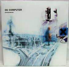 "NEW & Sealed! Radiohead ""OK Computer"" Double-LP Vinyl Record Set (Free Shipping)"