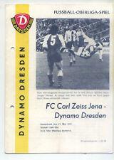OL 74/75 SG Dynamo Dresden - FC Carl Zeiss Jena