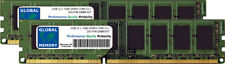 2GB (2x 1gb) DDR3 1066mhz pc3-8500 240-pin Memoria DIMM Kit para equipos de