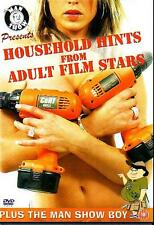 Household Hints from Adult Film Stars Plus The Man Show Boy DVD NEW