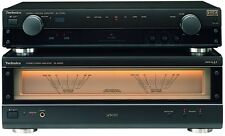 >> Technics SU-A1010 EX-DISPLAY AUDIOPHILE PRE/POWER AMPLIFIER