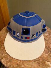 Star Wars Baseballcap r2-d2 Novelty Bleu