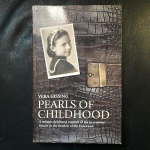 Vera Gissing Pearls Of Childhood  Pre owned Very Good Condition Paperback  Book