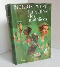 La vallee des malefices.Morris WEST.Plon  W003
