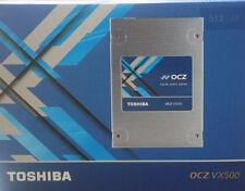 TOSHIBA-OCZ VX500 512GB SATA INTERNAL 2.5 INCH SSD DRIVE NEW VX500-25SAT3-512G