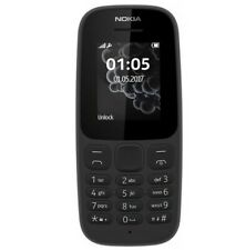 "Nokia telefono 105 1.45"" fm dual sim negro"