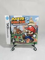 Mario vs. Donkey Kong 2: March of the Minis Nintendo DS Complete With Manual!