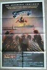 A4 Sizes A1 A3 A2 Superman II Baddies Vintage Movie Poster