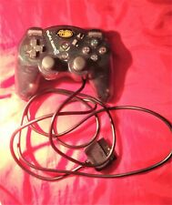 MADCATZ DUAL fuerza 2 PRO con cable azules Controlador Para SONY PS2 PLAYSTATION 2 PStwo