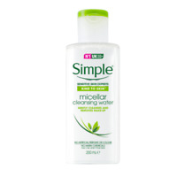 Simple Sensitive Skin Experts Kind to Skin Micellar Cleansing Water 200ml