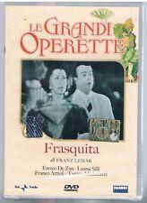 LE GRANDI OPERETTE FRASQUITA DVD RAI TRADE FABBRI ED SIGILLATO!!!