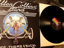 ALLEN COLLINS (ex Lynyrd Skynyrd's guitar) Here there & back-  LP- 1983- Mca
