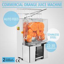 Saftpresse Orangenpresse Zitruspresse Entsafter Automatische Restaurants Orange