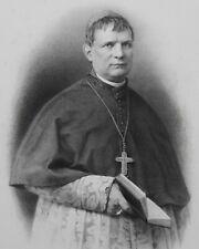 n°47 Grande gravure 19è /photo d'Alessandri Rome Cardinal Riario-Sforza Vatican
