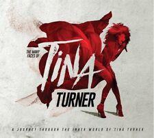 Various Artists - Many Faces Of Tina Turner / Various [New CD] Digipack Packagin