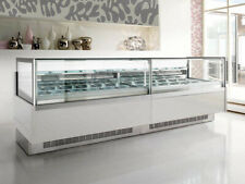 Profi Eisvitrine ORION KT für Eiscafe & Eisdiele | Eistheke bis 24 Eisbehälter