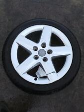 AUDI A3, 1 X MAG WHEEL, 225-45-17 8P, 5 SPOKE, HATCH, 06/04-07/08 (1ST)