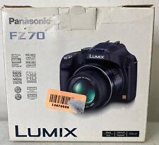 Panasonic LUMIX DMC-FZ70 16.1 MP Digital Camera with 60X Optical Zoom