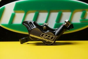 HOPE E4 Caliper Tech 3 Hydraulic Disc Brake Enduro Mountain 4 Pot Piston Post