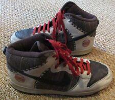 Nike Dunk Untold Truth Hi Top Sneakers Sz 11 Red Sox Memphis Shoes #313462-241