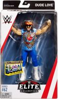 WWE Mattel Dude Love Elite Series #62 Figure
