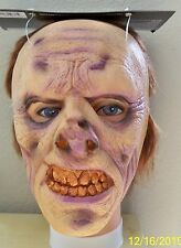 ADULT FLESH EATING UNDEAD ZOMBIE LATEX FACE MASK COSTUME MR131309