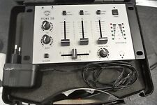 VELLEMAN PROMIX 50S TABLE DE MIXAGE 3 CANAUX + 2 ENTREES MICRO TBE (17)