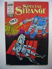 SEMIC MARVEL COMICS SPECIAL STRANGE N° 79 MARS 1992 TRES BON ETAT