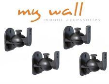 Universal Halterungen für stereo Lautsprecher Boxen Halterung