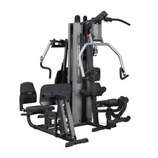 Body-Solid G9S Double Stack Selectorized Gym - Commercial Machine w/ Leg Press