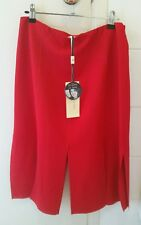 NEW Jane Lamerton Car Wash ( Panels Red) skirt, size 10, RRP $129.95