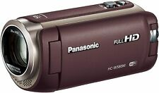 Panasonic HD Camcorder HC-W580M-T 32GB Sub-Camera High Magnification 90x Zoom
